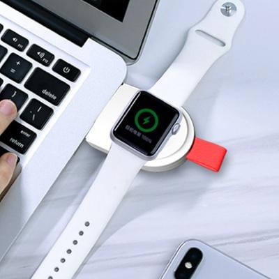 애플워치 무선충전독 마그네틱 USB 충전기 거치 패드