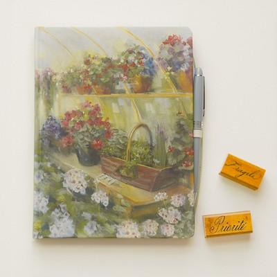 저널-Lined Blank Book(펜)11153