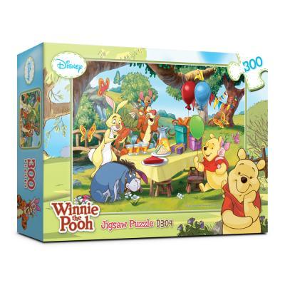 디즈니 곰돌이 푸우 직소퍼즐(빅300피스/D304)