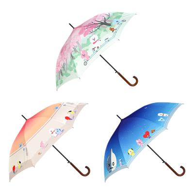 [BT21] DTP 자동 장우산