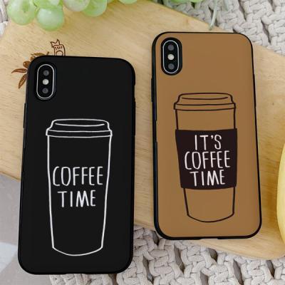 아이폰8 COFFEETIME 카드케이스