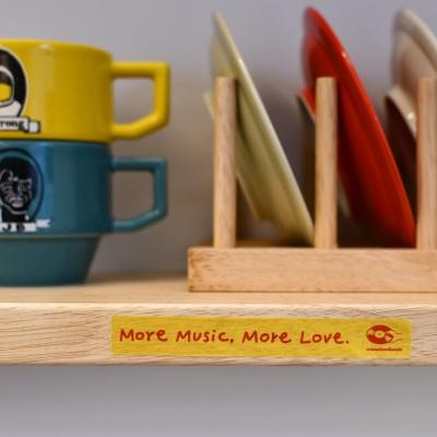 More Music More Love 마스킹 테이프