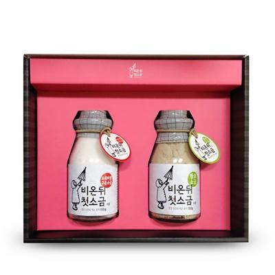 [비온뒤첫소금] 신안 기획5호 선물세트 명절선물