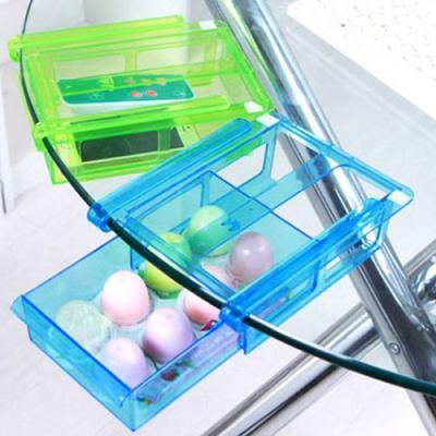 다용도 냉장고 슬라이드 선반 1개(색상랜덤)