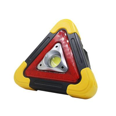 LED COB 작업등 랜턴 충전식안전 삼각대투광기 HB6609