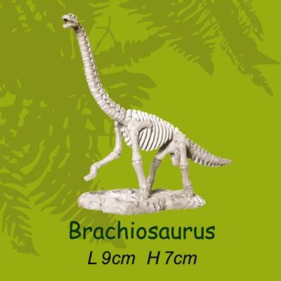 미니공룡뼈발굴 - 브라키오사우루스