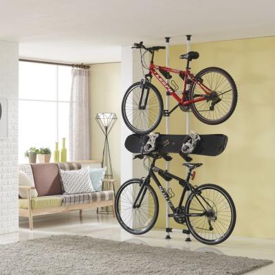 자전거 수납거치대 4단