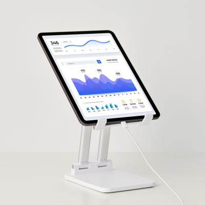 TRENIT 높이조절 태블릿 아이패드 거치대 스탠드 2종