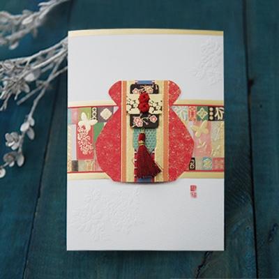 행복복주머니 카드 FT218-1