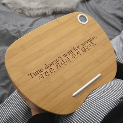 쿠션독서대 책받침대 휴대용