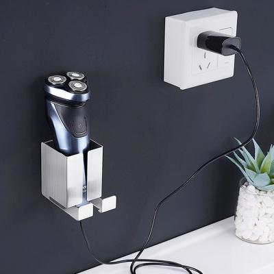 메탈 욕실 전기 면도기 거치대 걸이 홀더 꽂이