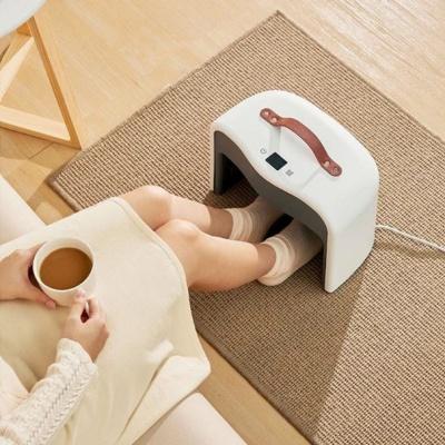 단미 발난로 히터 미니온풍기 사무실발난로 FEH01