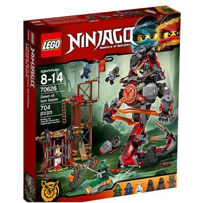 LEGO / 레고 닌자고 / 70626 아이언 둠의 새벽