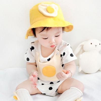 계란후라이 유아 바디슈트 3종세트(3-24개월) 204092