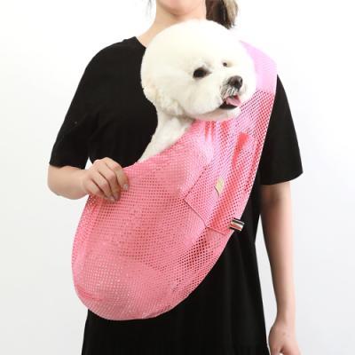초경량 안아주개슬링 매쉬핑크