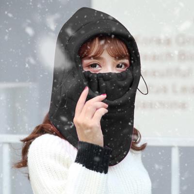 나스 남여공용 겨울 방한 후드 넥워머 바라클라바