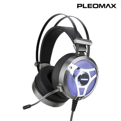 플레오맥스 7.1채널 진동 게이밍 헤드셋 PHS-G70