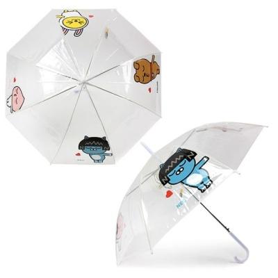 카카오프렌즈 58 러브포에버 POE 우산 캐릭터 8세이상