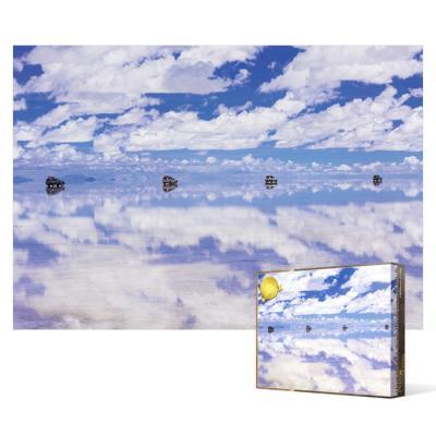 1000피스 직소퍼즐 - 우유니 소금사막
