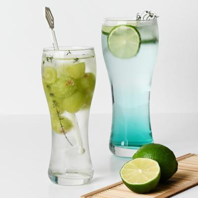 보르미올리 뉴바이젠 글라스 맥주잔 유리컵