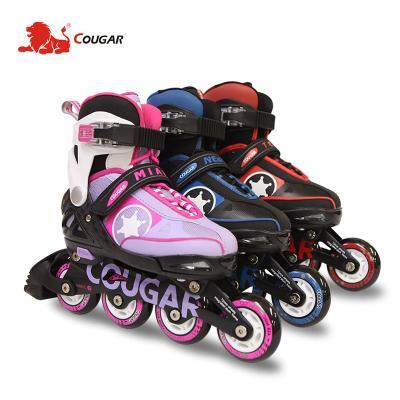 2020 쿠거USA 아동용 인라인스케이트 사이즈조절형
