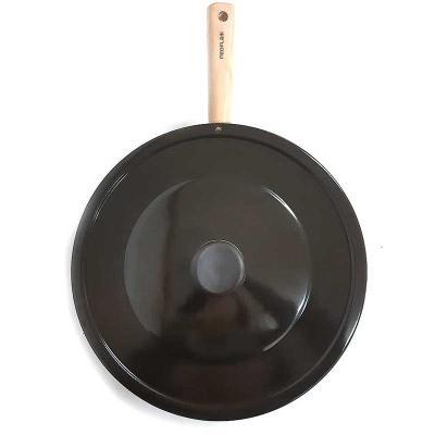 냄새와 기름잡는 만능 무쇠 프라이캡
