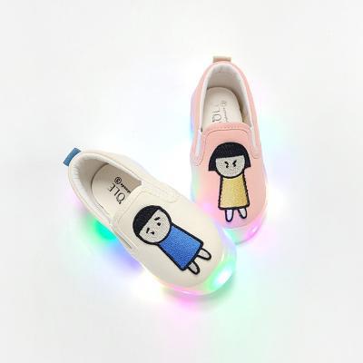 유아LED신발 꼬맹이슬립온