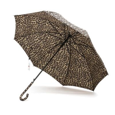 파라체이스 경량 레오파드 라운드 그립 장우산 1101