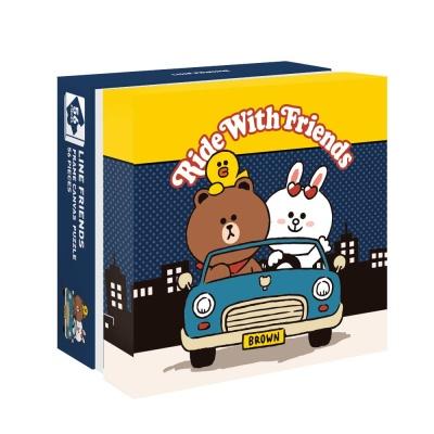 우리는 라이더 친구들 박스형 직소퍼즐 TG-PL56-2106