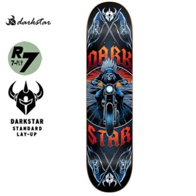 [Darkstar] ROADIE RED/BLUE SL DECK MID 7.5 (미드사이즈)