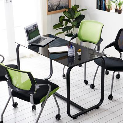 홈피스 1200 유리 회의용테이블