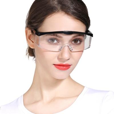 투명 고글 방역안경 2종 눈보호 의료용 산업용 보안경