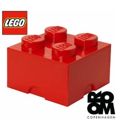 레고 블럭정리함4 레드 CPH-40031730