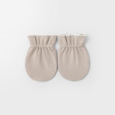 [메르베] 베이지마우스 신생아손싸개_사계절용