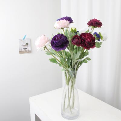 고속터미널꽃시장 라넌큘러스 52cm 시들지않는꽃