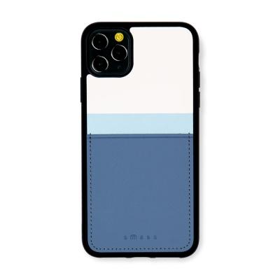 스매스 아이폰11프로 맥스 보호 카드케이스 씨원 리버스_블루