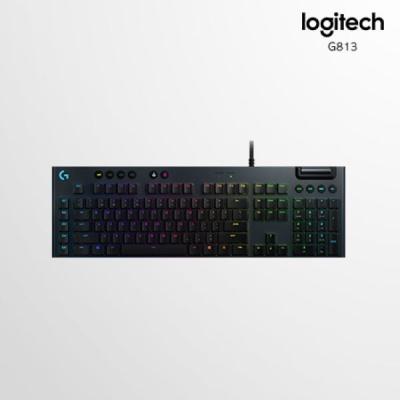 [최저가]로지텍 정품 기계식 게이밍 키보드 G813