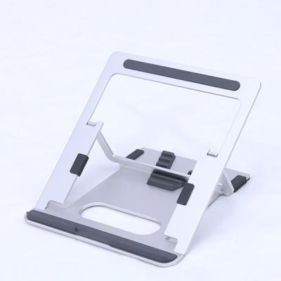 거북목 방지 알루미늄 노트북 거치대