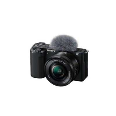 소니 브이로그 카메라 ZV-E10L 16-50렌즈포함