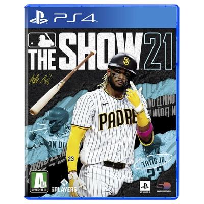 PS4 MLB THE SHOW 21 / MLB더쇼21 (할인이벤트)