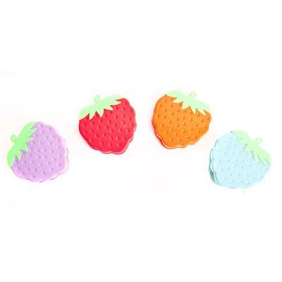 딸기 렌즈케이스