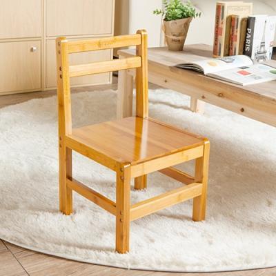 미니멀 원목 사각 의자(1P)