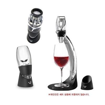 빈티지소믈리에 와인 에어레이터 세트