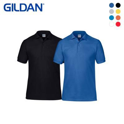 [GILDAN] 남자 무지 폴로 티셔츠