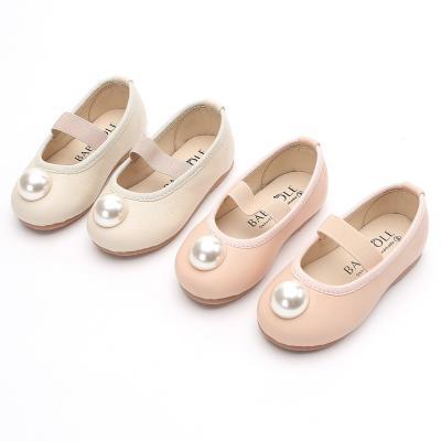 베이비솔 펄 130-180 유아 키즈 여아용 구두 신발