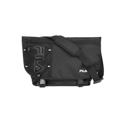 휠라 T-PACK 21 메신저백 블랙