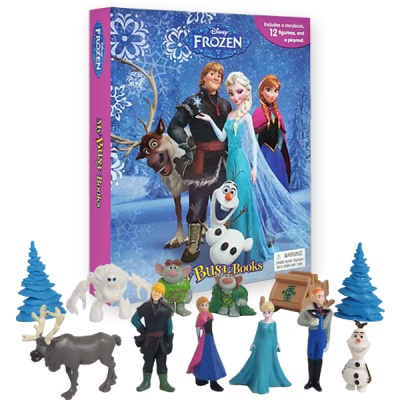 disney frozen my busy book - photo #4