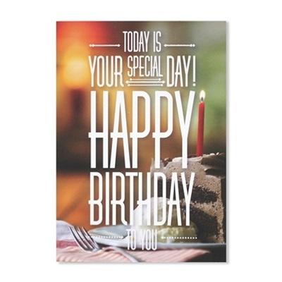 홀마크 생일 축하 카드(특별한날)-KED2144