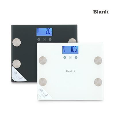 [아이리버] 블랭크 블루투스 스마트 체중계 SB-S302B