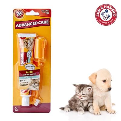 암앤해머 고양이용 치약칫솔세트 참치맛(4517)